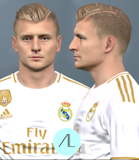 PES 2017 Faces Toni Kross by Alief