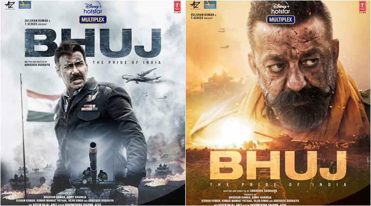 Bhuj: The Pride of India movie download leacked by tamilrocker