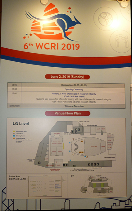Copy, Shake, and Paste: WCRI 2019 - Day 0