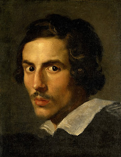Gian Lorenzo Bernini, a self-portrait from 1623,  which is housed in Rome's Galleria Borghese