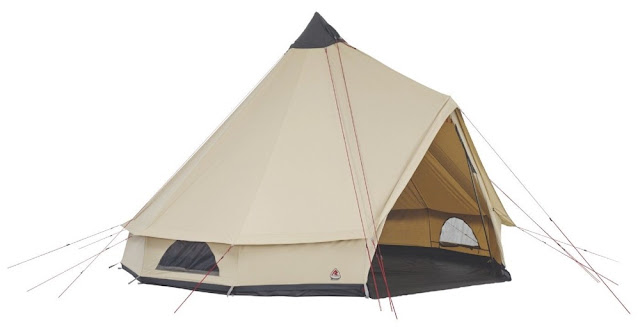 Robens Klondike - Luxury Festival Tent - 6 people