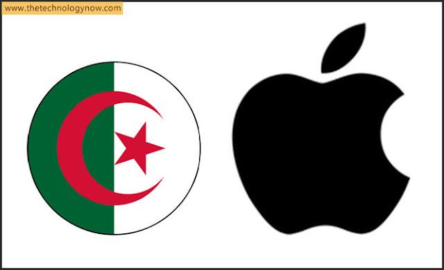 apple algerie algeria