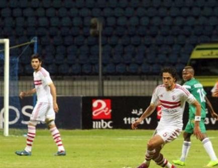 مباراة الزمالك والاتحاد السكندري ضمن مباريات الدوري المصري 2019