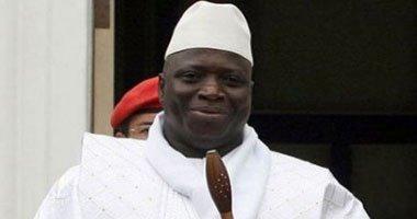 جامبيا على شفا حرب اهلية بسبب رئيسها السابق