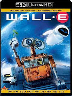 WALL·E (2008) 4K 2160p UHD [HDR] Latino [GoogleDrive]