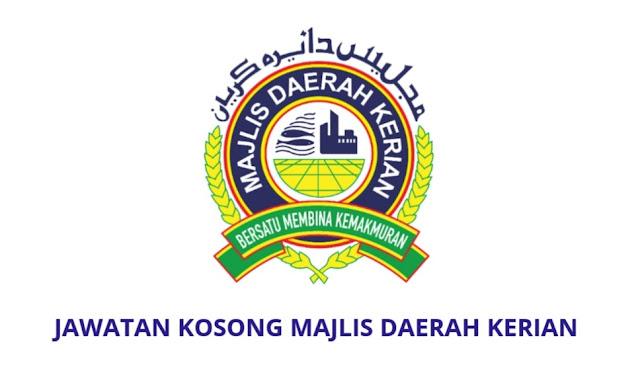 Jawatan Kosong Majlis Daerah Kerian 2021