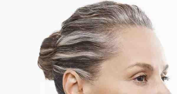 افضل لون صبغة لتغطية الشعر الابيض