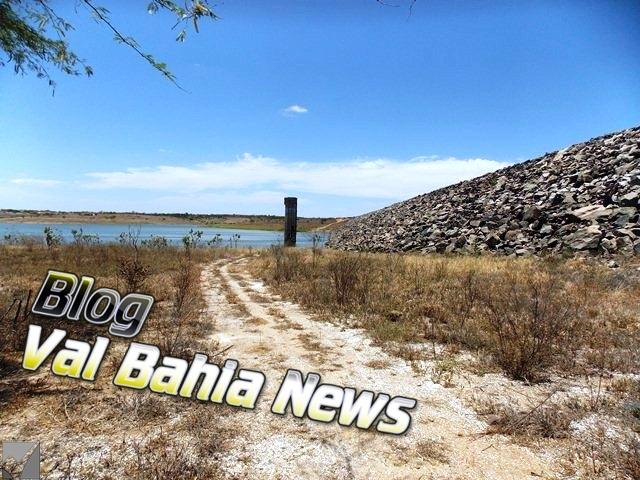 CERB divulga nível atualizado da barragem João Durval Carneiro