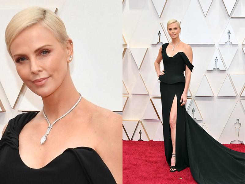 Charlize Theron The Oscars 2020