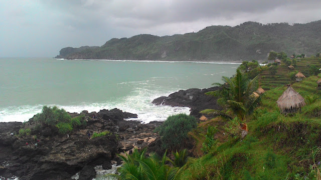 Rute Menuju Pantai Menganti Kebumen