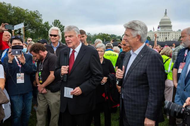 Marcha de Oração 2020 reúne milhares de pessoas nos EUA