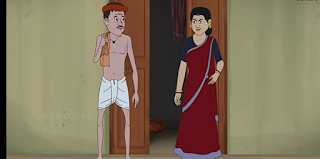जादुई मछली #16 short hindi story for class 1