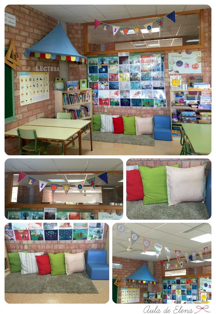Unos regalos muy especiales para el aula aula de elena for El rincon de la lectura