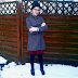 The coat, the dress and the warmest beanie I've ever had... | Gamiss