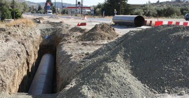 Στο πρόγραμμα «Αντώνης Τρίτσης» το έργο ομβρίων υδάτων στο Νότιο τμήμα του Άργους