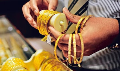 إرتفاع كبير في أسعار الذهب صباح اليوم.. وسعر عيار 21 يصدم المواطنين في أول أيام العيد