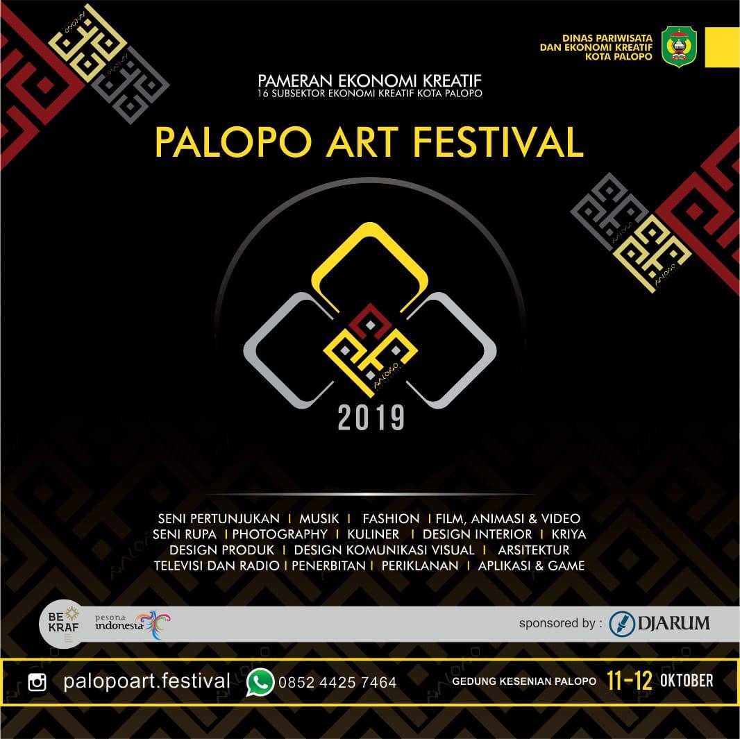 palopo art festival