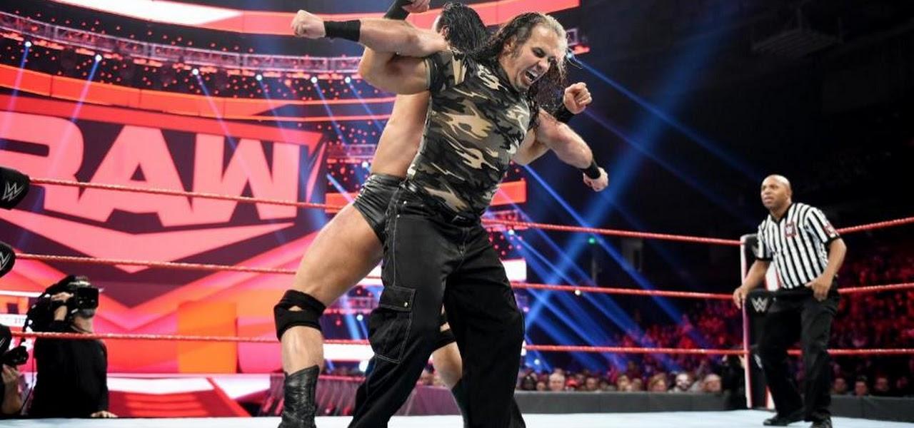 Matt Hardy recebe desafio para disputar o ROH World Championship