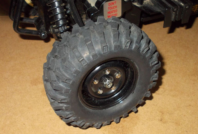 hobby wheels in Nikko Dictator