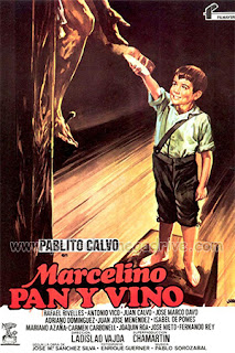 Marcelino Pan y Vino (1955) [Castellano-Italiano-Aleman] [1080P] [Hazroah]