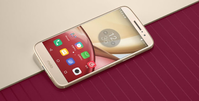 Moto M goes official in China