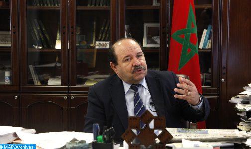 السيد بوصوف : إرساء سياسة عمومية حقيقية تجاه مغاربة العالم يعد ضرورة استراتيجية