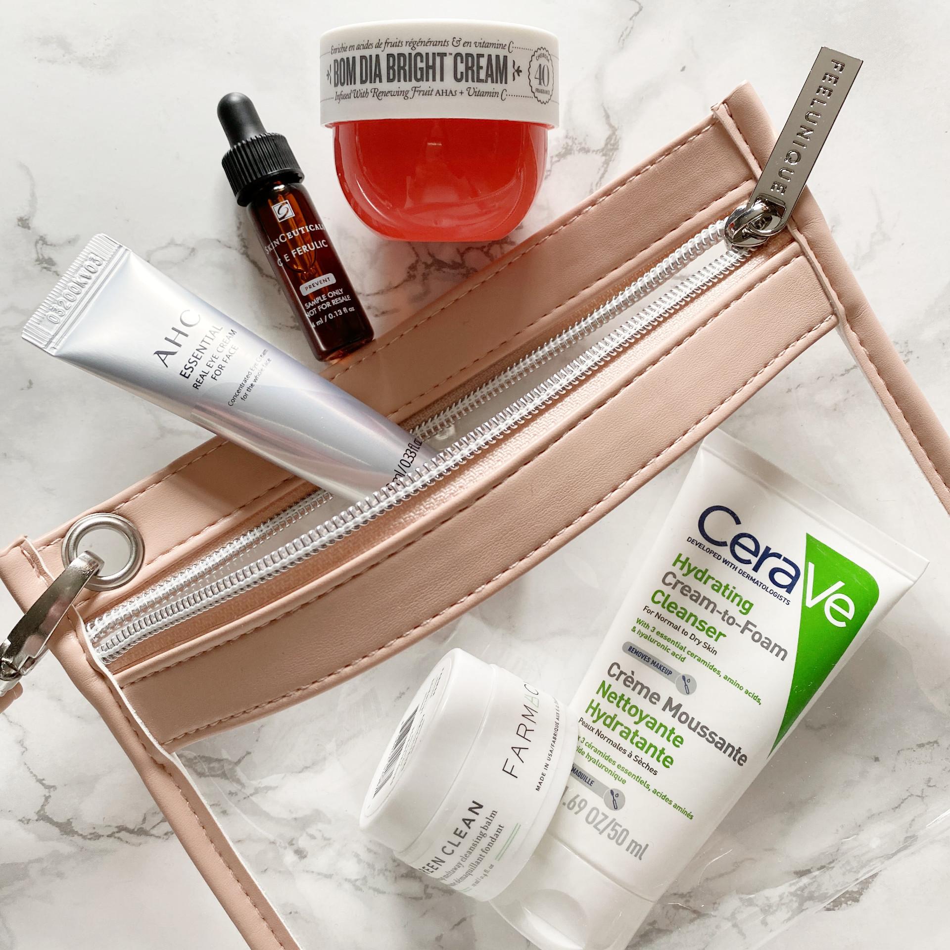feel unique beauty kit review