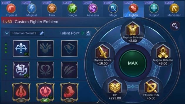 emblem build terizla tersakit
