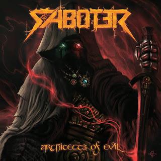 """Το βίντεο των Saboter για το """"The Temple of R'lyeh"""" από το album """"Architects of Evil"""""""