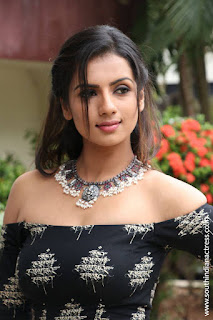 Sruthi Hariharan at Solo Tamil Movie Press Meet 12.jpg