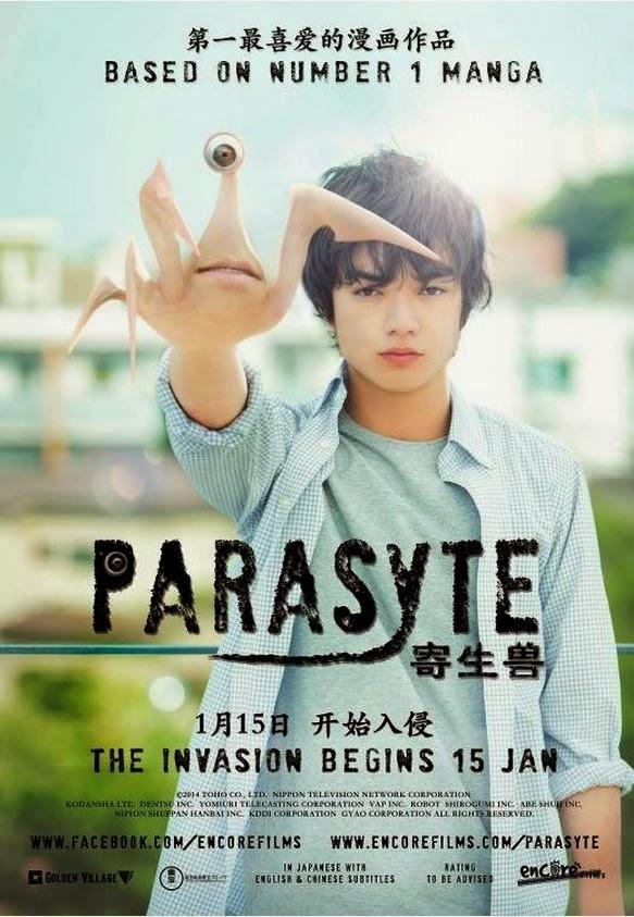 Parasyte (2014) Subtitle Indonesia Full Movie Download