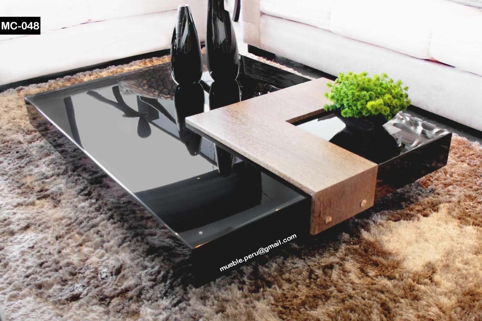 Muebles de sala - Disenos de mesas de centro para sala ...