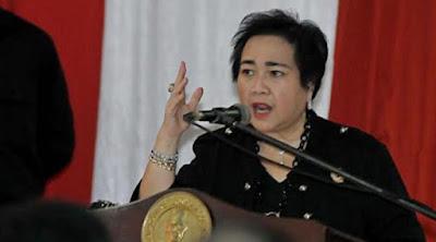 Rachma: Takut dengan Aksi 4 November, Jokowi Temui Prabowo