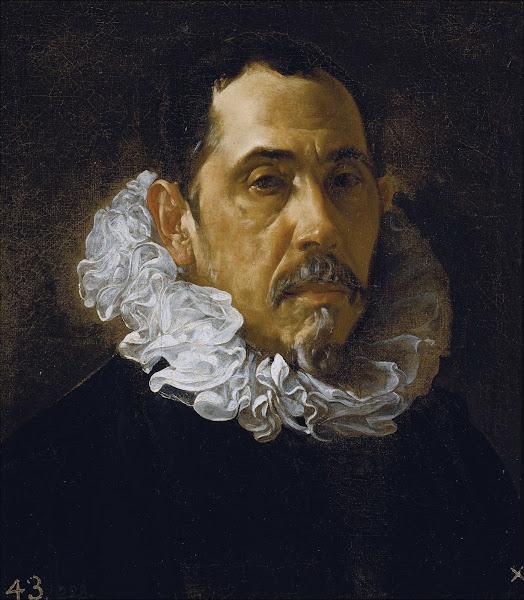 Диего Веласкес - Портрет Франсиско Пачеко (1619-1622)
