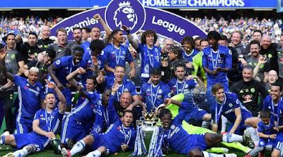 Jadwal Lengkap Chelsea FC di Liga Inggris 2017/2018