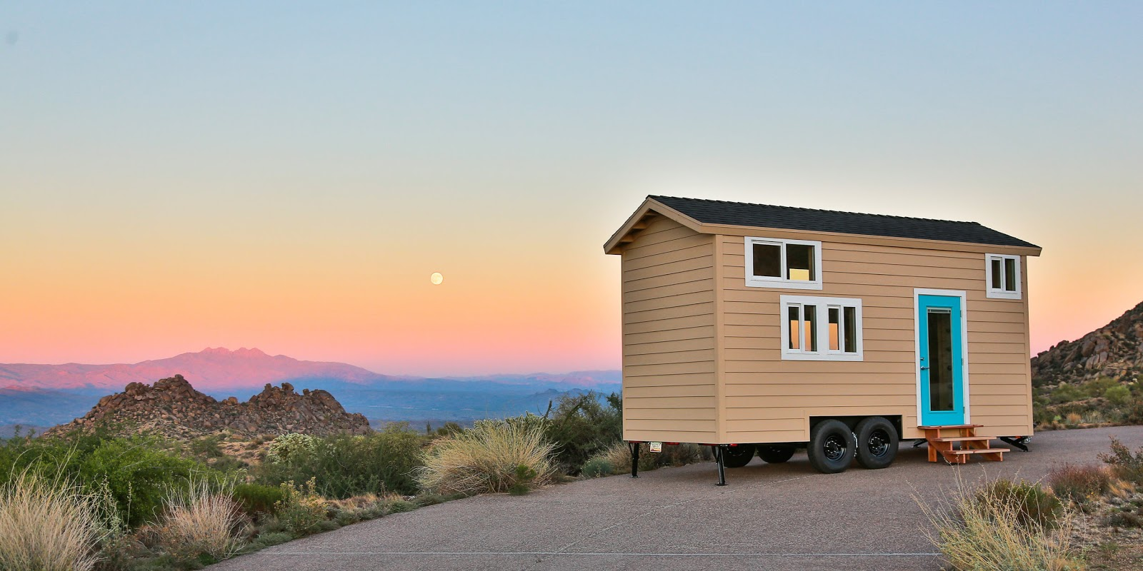 Tiny house town the mansion jr by uncharted tiny homes for Tiny house mansion
