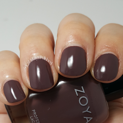 Zoya Naturel 3 - Debbie | Kat Stays Polished
