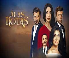 capítulo 24 - telenovela - alas rotas  - imagentv
