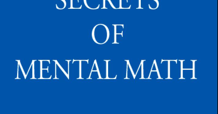 Vedic ebook download math