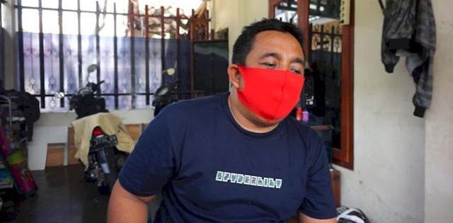 Penuturan Ketua RT Tentang Sosok Penusuk Syeikh Ali Jaber