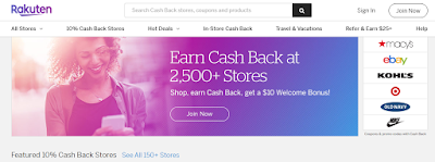 Rakuten-com Sign Up - Rakuten Cash Back in Store Review