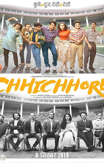 Chhichhore 2019 300Mb Full Movie Download Bolly4ufree.in