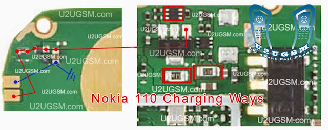 Follow this solution solve your problem Nokia 110 Charging Solution Repair Jumper Ways  nokia 110 charging ways