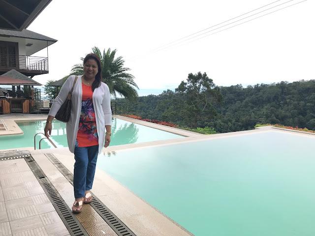Ate at Vista Tala Resort