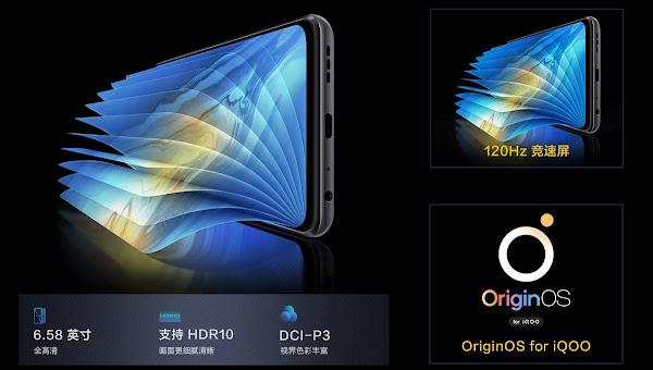 iQOO Z3 lançado com Snapdragon 768G
