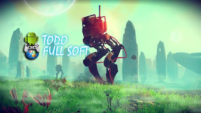 Descargar No Man's Sky Español Full + Update 1 Para PC