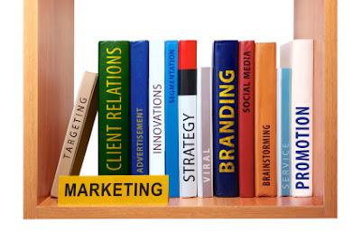Strategi Pemasaran buku