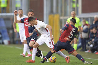 Italy Serie A: Watch Roma vs Genoa live Stream Today 16/12/2018 online