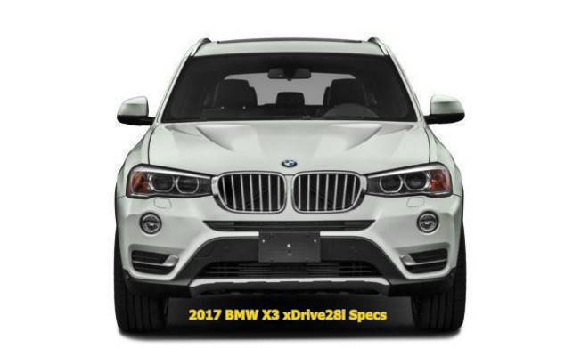 2017 bmw x3 xdrive28i specs auto bmw review. Black Bedroom Furniture Sets. Home Design Ideas