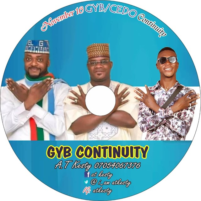 Music: A.t Kesty - GYB Continuity Project